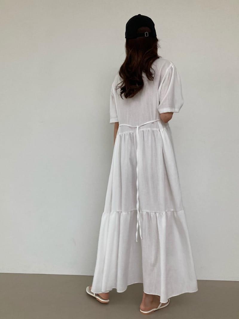 COCOJNISSI - Korean Children Fashion - #Kfashion4kids - Hernia Can Can One-piece - 3