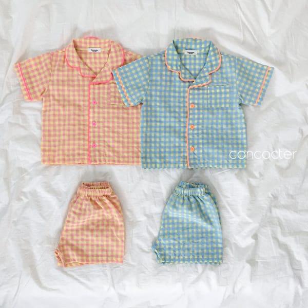 CONCOCTER - Korean Children Fashion - #Kfashion4kids - Honey Butter Pajamas
