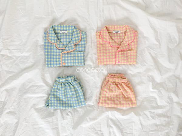 CONCOCTER - Korean Children Fashion - #Kfashion4kids - Honey Butter Pajamas - 3
