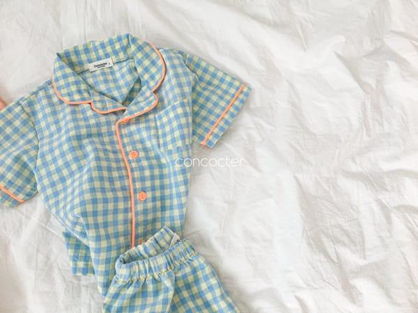 CONCOCTER - Korean Children Fashion - #Kfashion4kids - Honey Butter Pajamas - 5