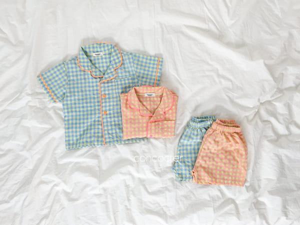 CONCOCTER - Korean Children Fashion - #Kfashion4kids - Honey Butter Pajamas - 7