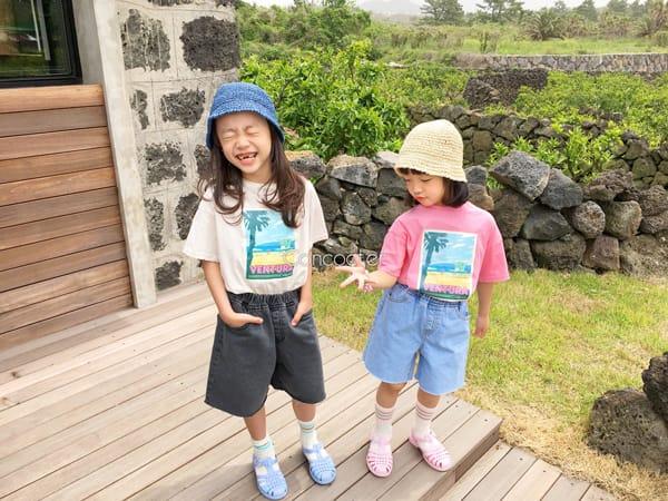 CONCOCTER - Korean Children Fashion - #Kfashion4kids - Ventura Vacance Tee - 12