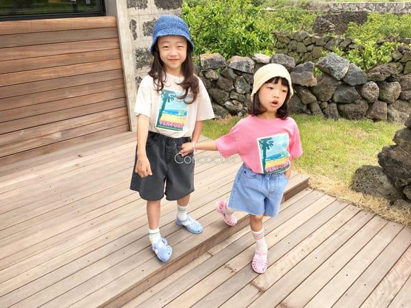 CONCOCTER - Korean Children Fashion - #Kfashion4kids - Ventura Vacance Tee - 2