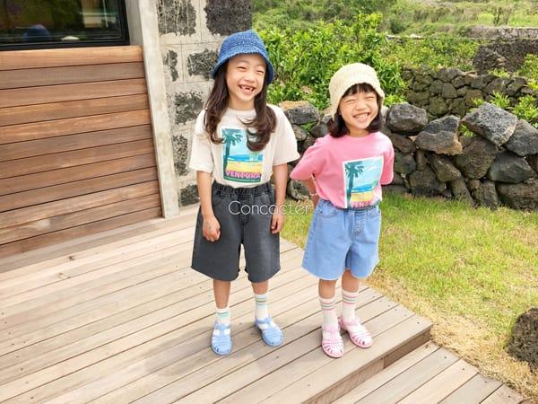 CONCOCTER - Korean Children Fashion - #Kfashion4kids - Ventura Vacance Tee - 3