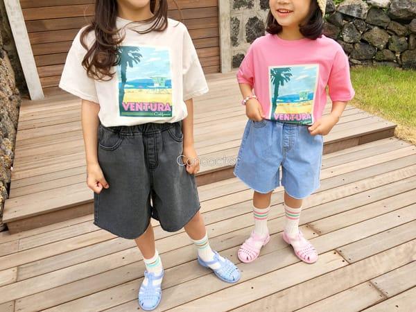 CONCOCTER - Korean Children Fashion - #Kfashion4kids - Ventura Vacance Tee - 4