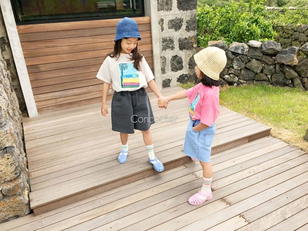 CONCOCTER - Korean Children Fashion - #Kfashion4kids - Ventura Vacance Tee - 6