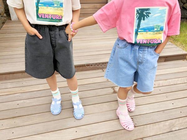 CONCOCTER - Korean Children Fashion - #Kfashion4kids - Ventura Vacance Tee - 7