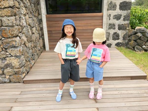 CONCOCTER - Korean Children Fashion - #Kfashion4kids - Ventura Vacance Tee - 8