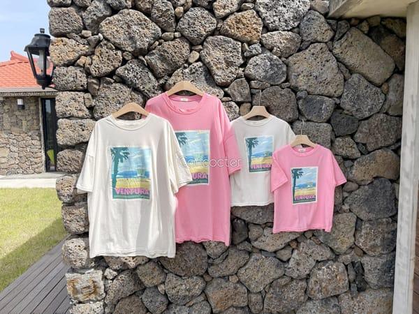 CONCOCTER - Korean Children Fashion - #Kfashion4kids - Ventura Vacance Tee - 9