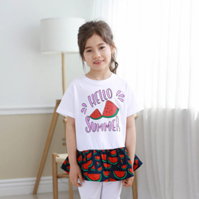 E.RU - BRAND - Korean Children Fashion - #Kfashion4kids - Cindy One-piece