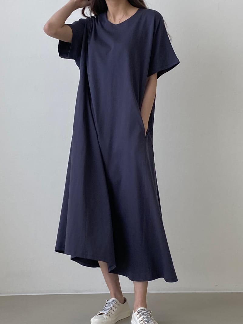 FLOATY - Korean Children Fashion - #Kfashion4kids - Luna Cotton One-piece - 2