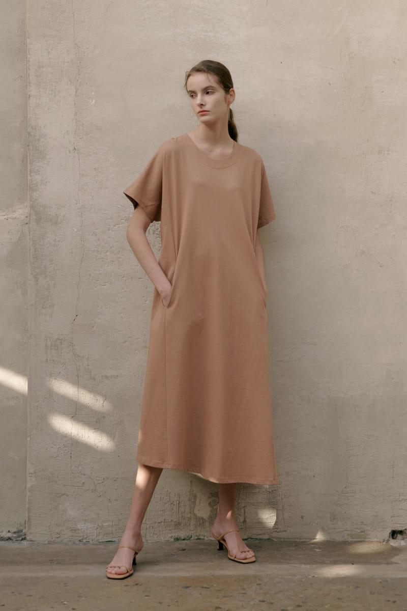 FLOATY - BRAND - Korean Children Fashion - #Kfashion4kids - Luna Cotton One-piece