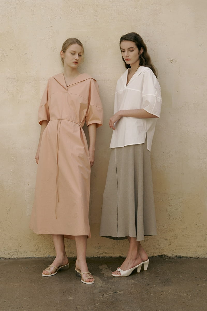 FLOATY - Korean Children Fashion - #Kfashion4kids - Tami Sailor One-piece - 2