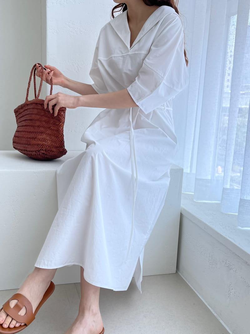 FLOATY - BRAND - Korean Children Fashion - #Kfashion4kids - Tami Sailor One-piece