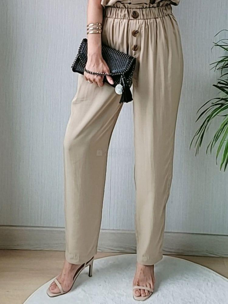 GRATIA - Korean Children Fashion - #Kfashion4kids - Slip Pants - 2
