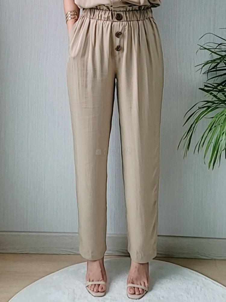 GRATIA - Korean Children Fashion - #Kfashion4kids - Slip Pants - 3