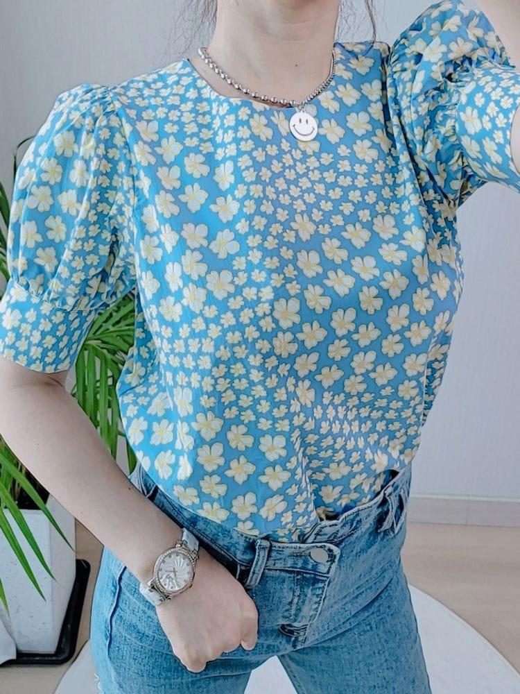 GRATIA - Korean Children Fashion - #Kfashion4kids - Blossom Blouse - 2