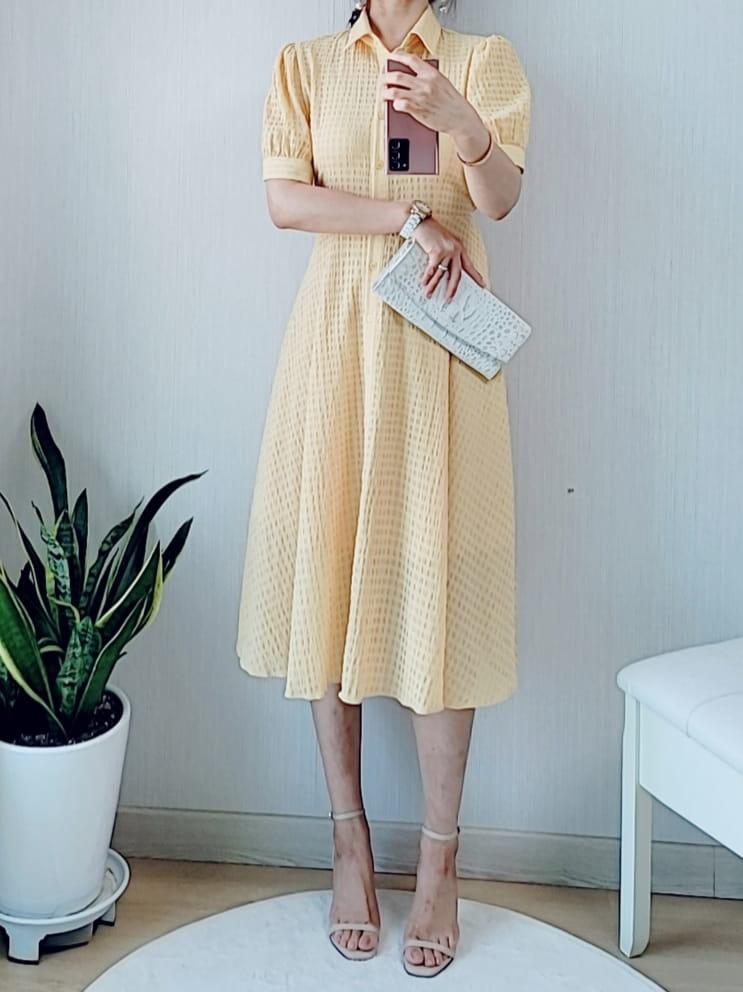 GRATIA - Korean Children Fashion - #Kfashion4kids - Rose One-piece