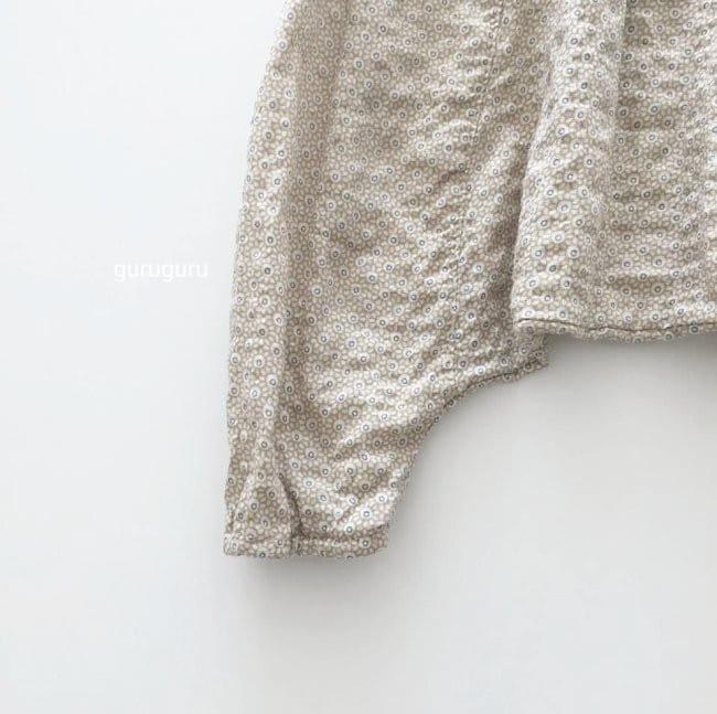 GURU GURU - Korean Children Fashion - #Kfashion4kids - Smocked Big Baggy Pants - 7