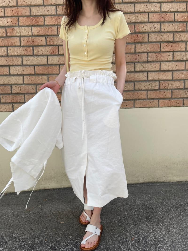 HUE - Korean Children Fashion - #Kfashion4kids - U Short Sleevels Tee - 3