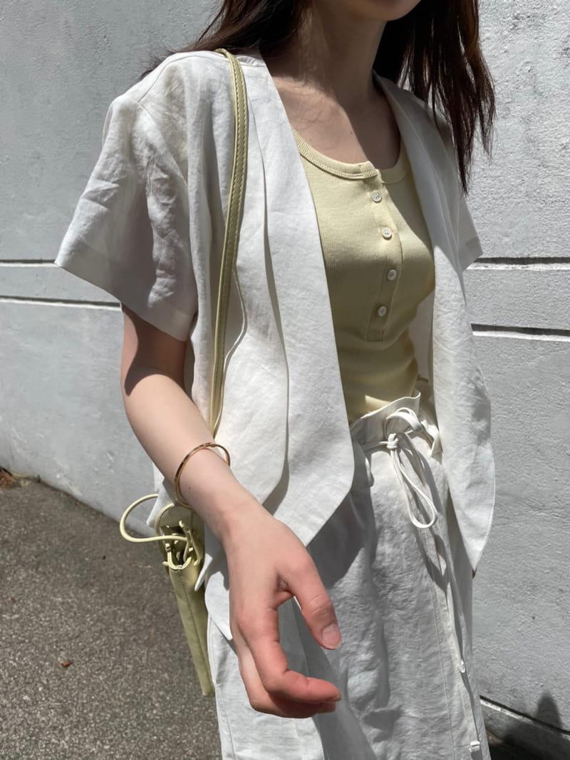 HUE - Korean Children Fashion - #Kfashion4kids - U Short Sleevels Tee - 4