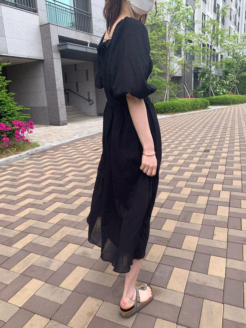 HUE - Korean Children Fashion - #Kfashion4kids - Lay One-piece