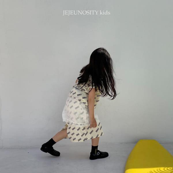 JEJEUNOSITY - Korean Children Fashion - #Kfashion4kids - Amor Party Sleeveless - 4