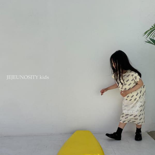 JEJEUNOSITY - Korean Children Fashion - #Kfashion4kids - Amor Party Sleeveless - 5