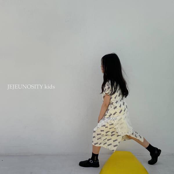 JEJEUNOSITY - Korean Children Fashion - #Kfashion4kids - Amor Party Sleeveless - 6