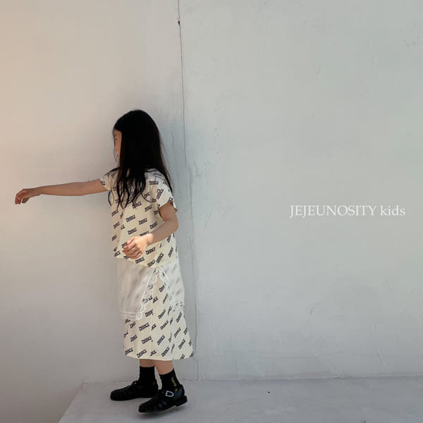 JEJEUNOSITY - Korean Children Fashion - #Kfashion4kids - Amor Party Sleeveless - 7