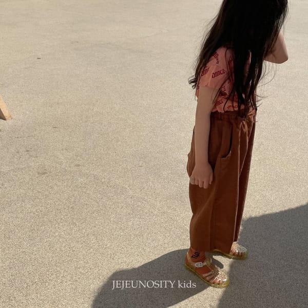 JEJEUNOSITY - Korean Children Fashion - #Kfashion4kids - Amor Party Sleeveless - 8