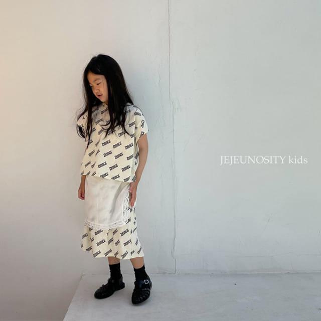JEJEUNOSITY - BRAND - Korean Children Fashion - #Kfashion4kids - Amor Party Sleeveless