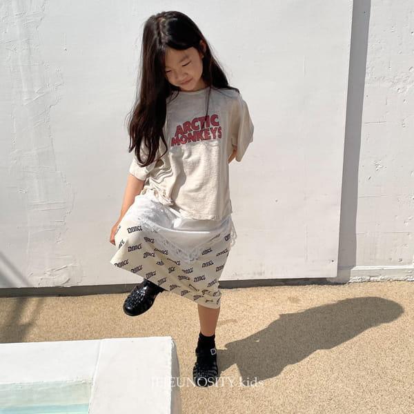 JEJEUNOSITY - Korean Children Fashion - #Kfashion4kids - Oh Yes Tee