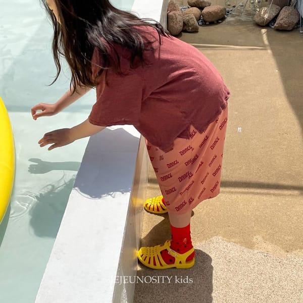JEJEUNOSITY - Korean Children Fashion - #Kfashion4kids - Oh Yes Tee - 10