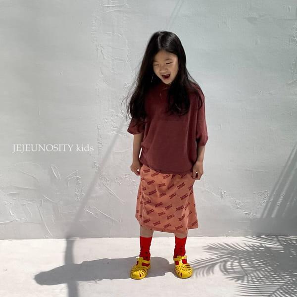 JEJEUNOSITY - Korean Children Fashion - #Kfashion4kids - Oh Yes Tee - 8
