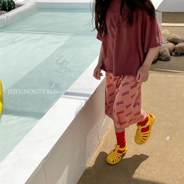 JEJEUNOSITY - Korean Children Fashion - #Kfashion4kids - Oh Yes Tee - 9