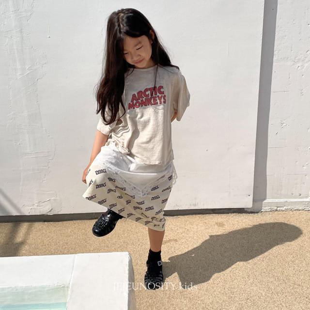 JEJEUNOSITY - BRAND - Korean Children Fashion - #Kfashion4kids - Oh Yes Tee