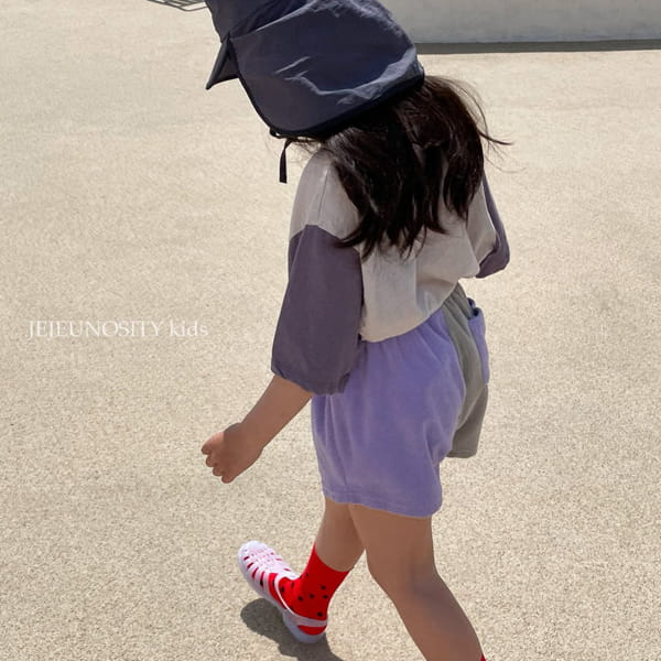 JEJEUNOSITY - Korean Children Fashion - #Kfashion4kids - Grapy Tee