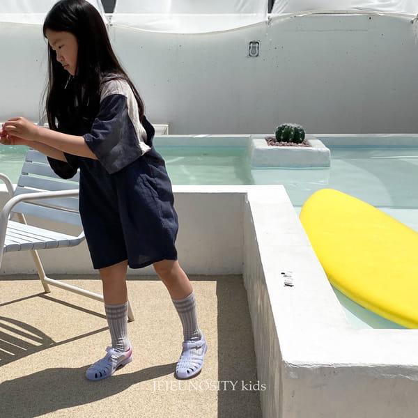 JEJEUNOSITY - Korean Children Fashion - #Kfashion4kids - Grapy Tee - 10