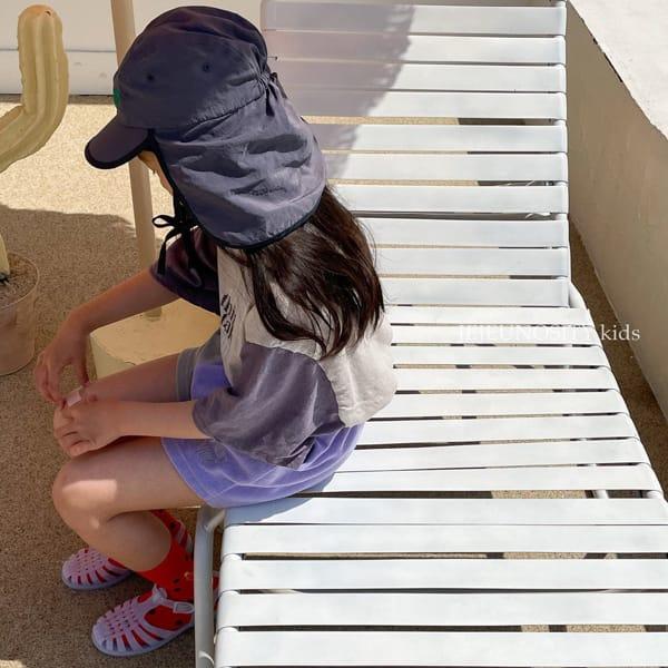 JEJEUNOSITY - Korean Children Fashion - #Kfashion4kids - Grapy Tee - 5