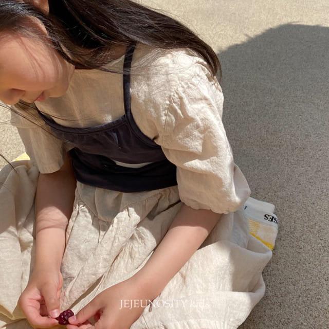 JEJEUNOSITY - BRAND - Korean Children Fashion - #Kfashion4kids - Vienna Tee