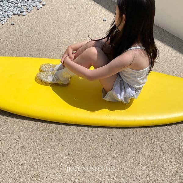 JEJEUNOSITY - Korean Children Fashion - #Kfashion4kids - Short Track Pants - 10