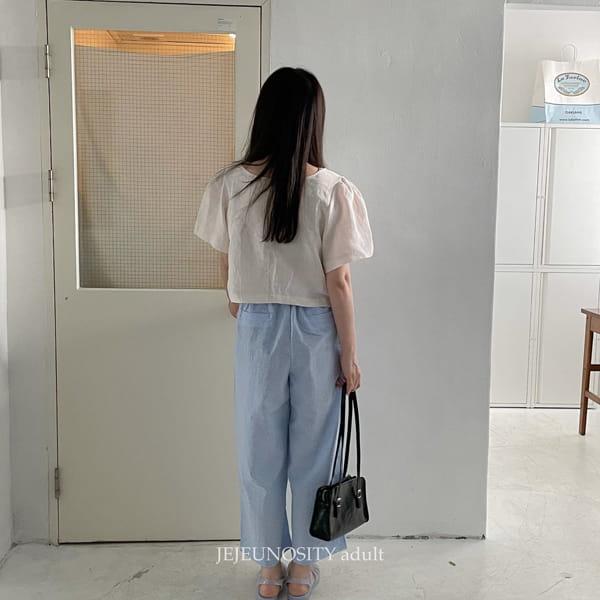 JEJEUNOSITY - Korean Children Fashion - #Kfashion4kids - Mom Fancy Pants - 10