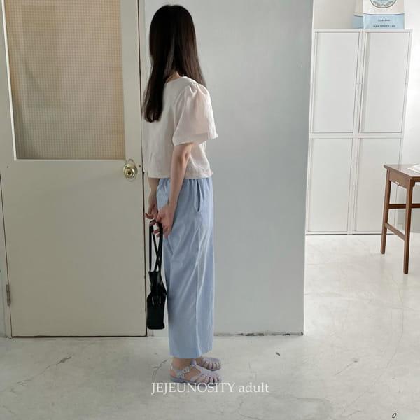 JEJEUNOSITY - Korean Children Fashion - #Kfashion4kids - Mom Fancy Pants - 8