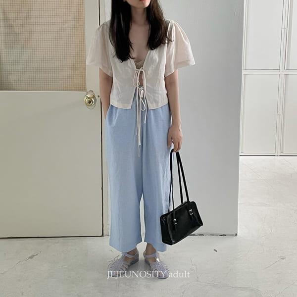 JEJEUNOSITY - Korean Children Fashion - #Kfashion4kids - Mom Fancy Pants - 9