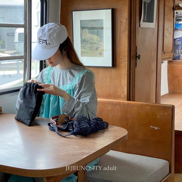 JEJEUNOSITY - Korean Children Fashion - #Kfashion4kids - Mom Papaya One-piece - 5