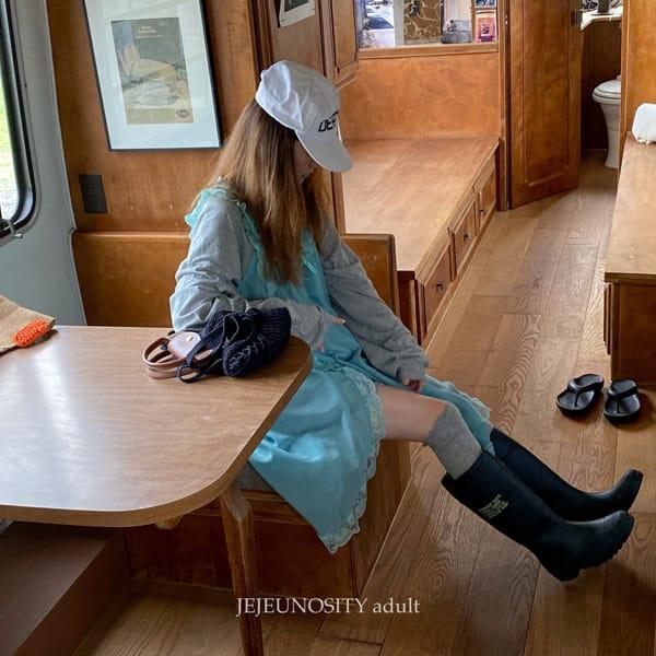 JEJEUNOSITY - Korean Children Fashion - #Kfashion4kids - Mom Papaya One-piece - 6