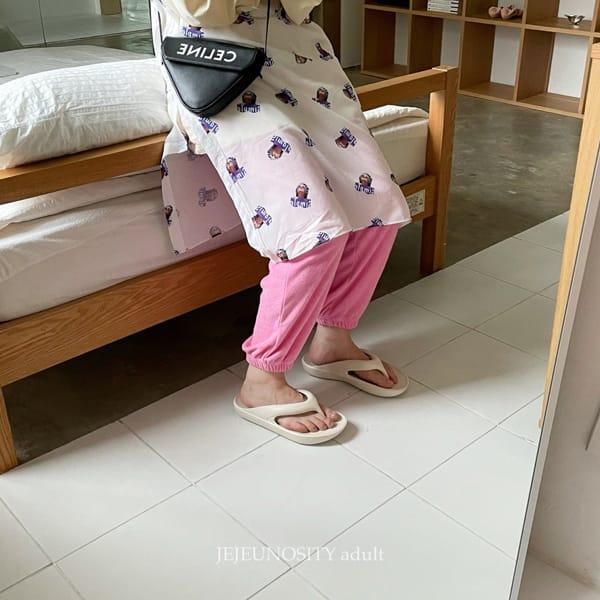 JEJEUNOSITY - Korean Children Fashion - #Kfashion4kids - Mom Cassettes Pants - 5