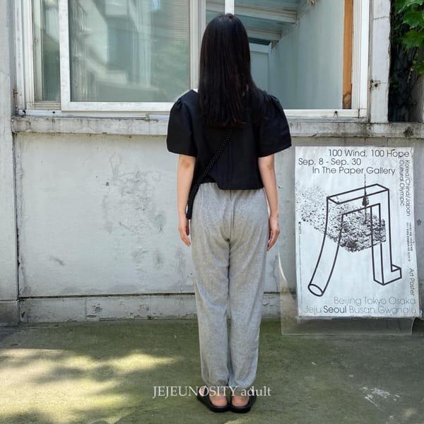 JEJEUNOSITY - Korean Children Fashion - #Kfashion4kids - Mom Cassettes Pants - 8