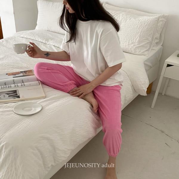 JEJEUNOSITY - Korean Children Fashion - #Kfashion4kids - Mom Cassettes Pants - 9